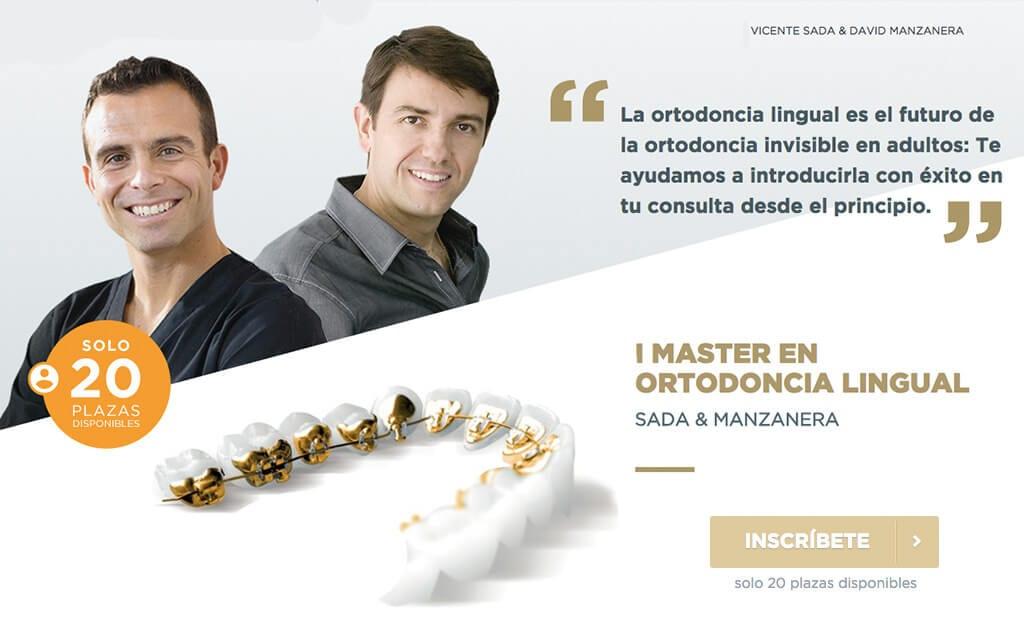 Master Ortodoncia Lingual