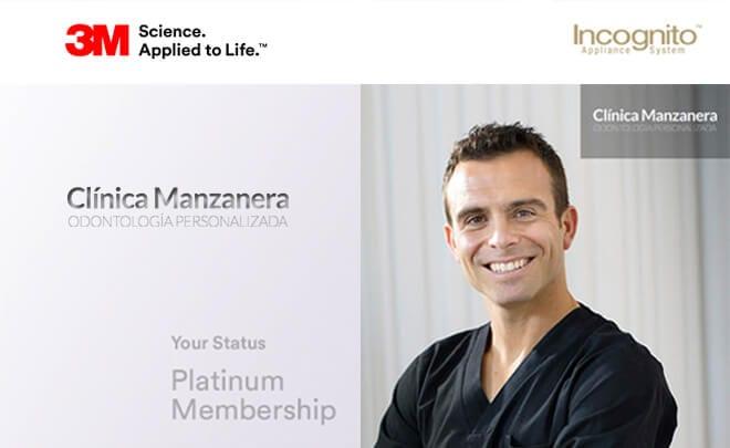 platinum incognito member doctor