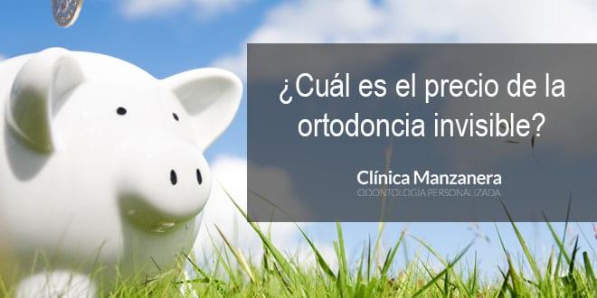 precio de la ortodoncia invisible en valencia