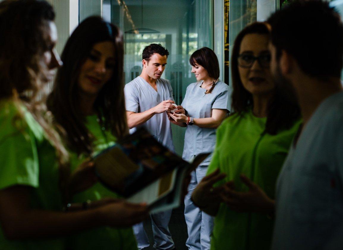 doctores clínica manzanera