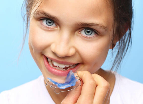 ortodoncia infantil valencia aparato